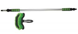 Щетка телескопическая с насадкой для шланга AVS BH-0245
