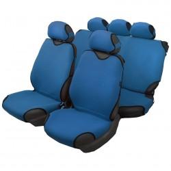 Чехлы автомобильные на сиденье МАЙКА передние+задние т-синие с подг. SPRINT