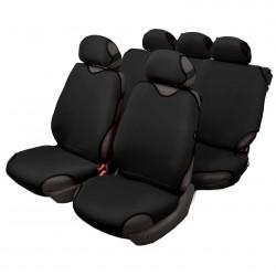 Чехлы автомобильные на сиденье МАЙКА передние+задние черные с подг. SPRINT