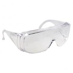 Очки защитные с дужками, прозрачные СИБРТЕХ 89155
