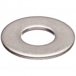 Шайба DIN125а плоская оцинк. М6 (40 шт)