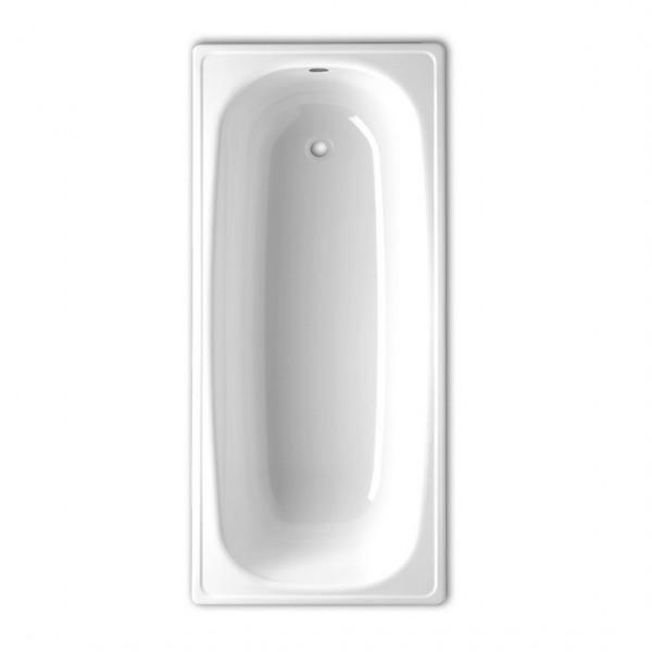 ванна стальная 130*70 см blb /португалия/ с ножками в комплекте